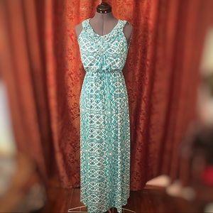 Soft Summer Maxi Dress